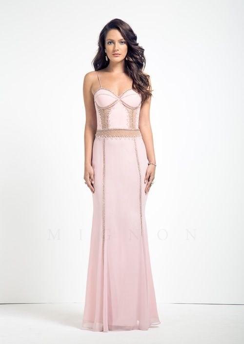 Mignon Prom Evening Dress