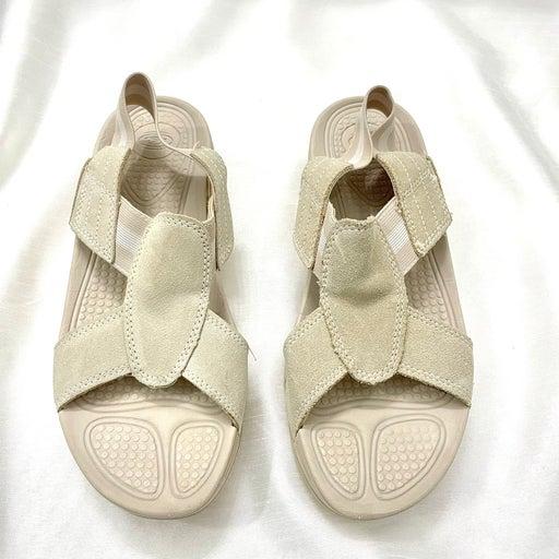 Easy Spirit heel risers slingback womens sandals size 6