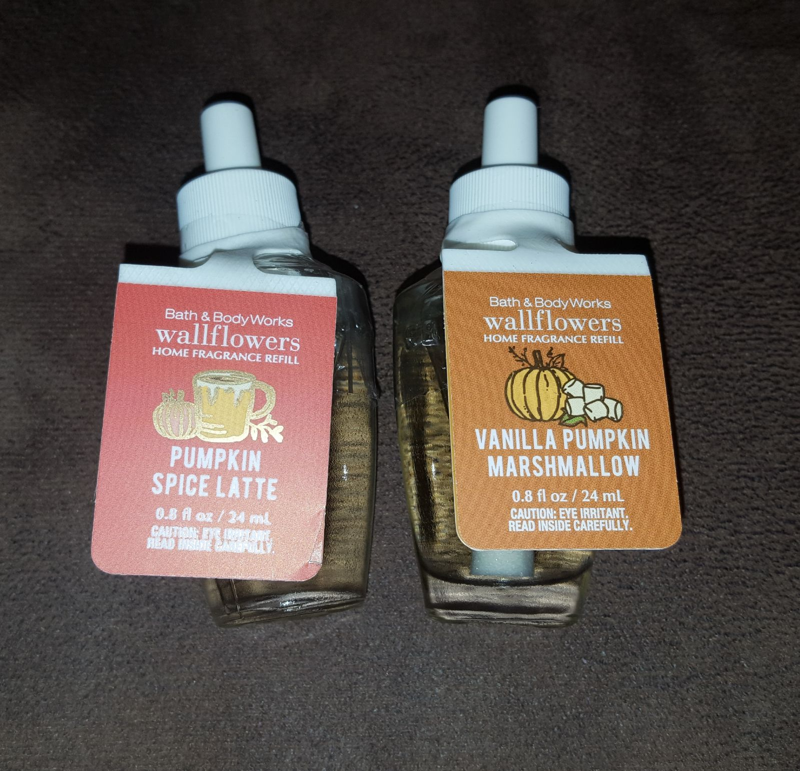 2 New wallflower refills bbw fall