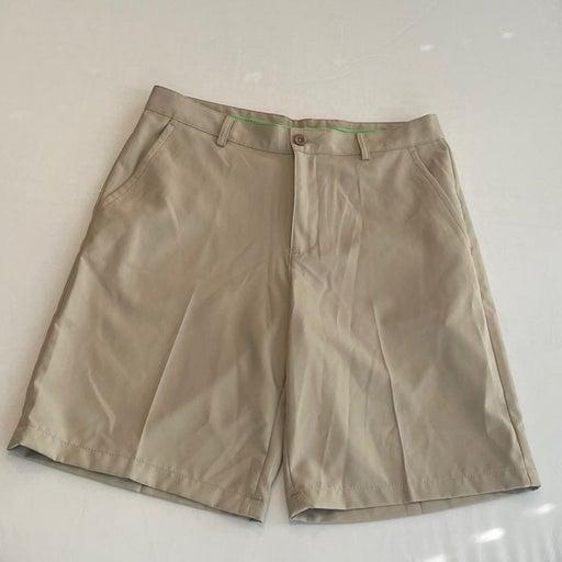Izod Golf khaki shorts 32
