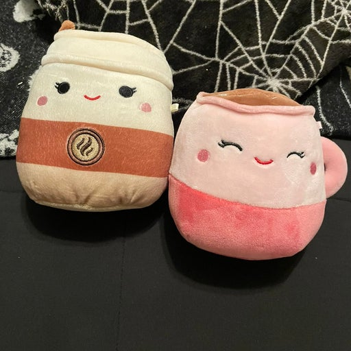 """Renne and Emery squishmallows 5"""""""