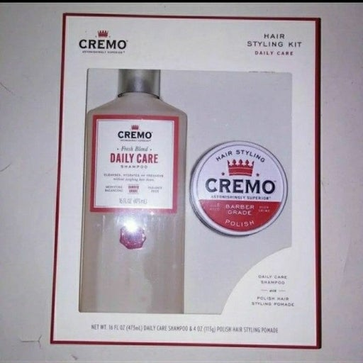 CremoMensHair Styling KitDaily CareP