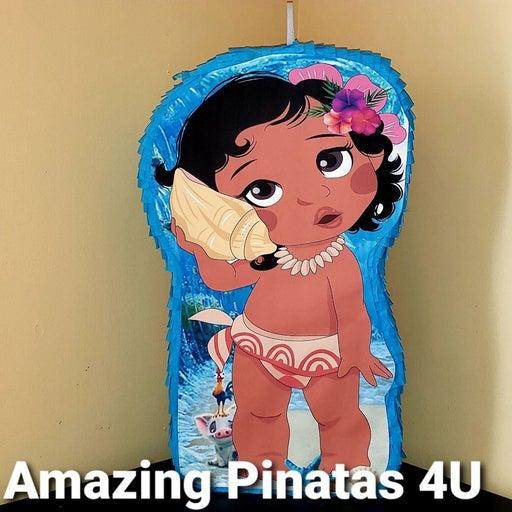 Baby Moana Pinata
