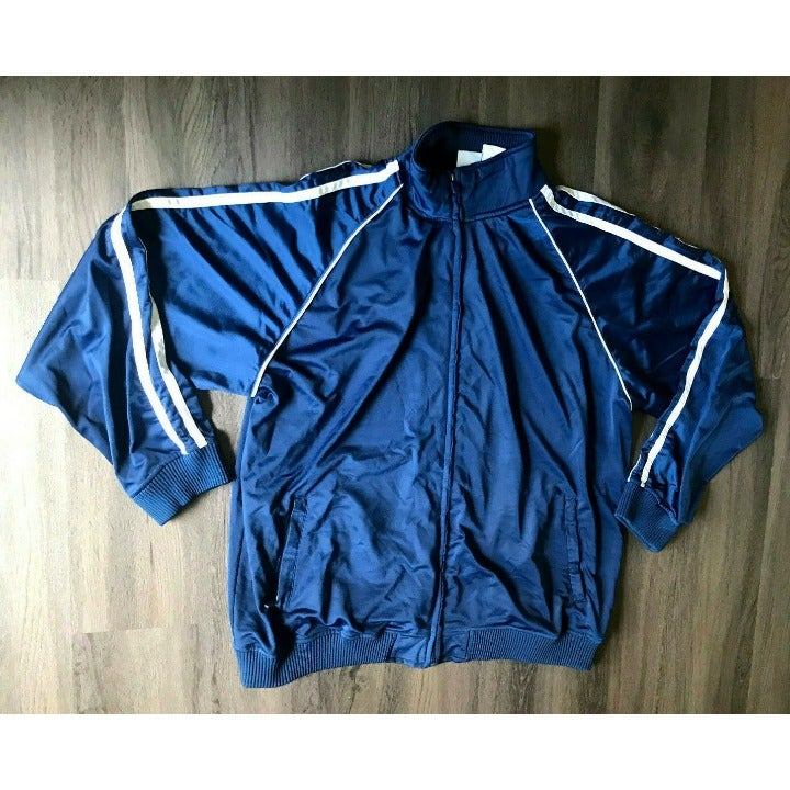 Athletic Works Blue And White Mens Size