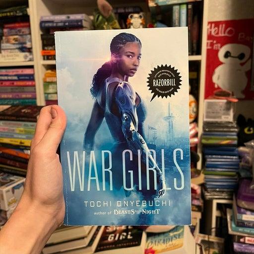 War Girls ARC