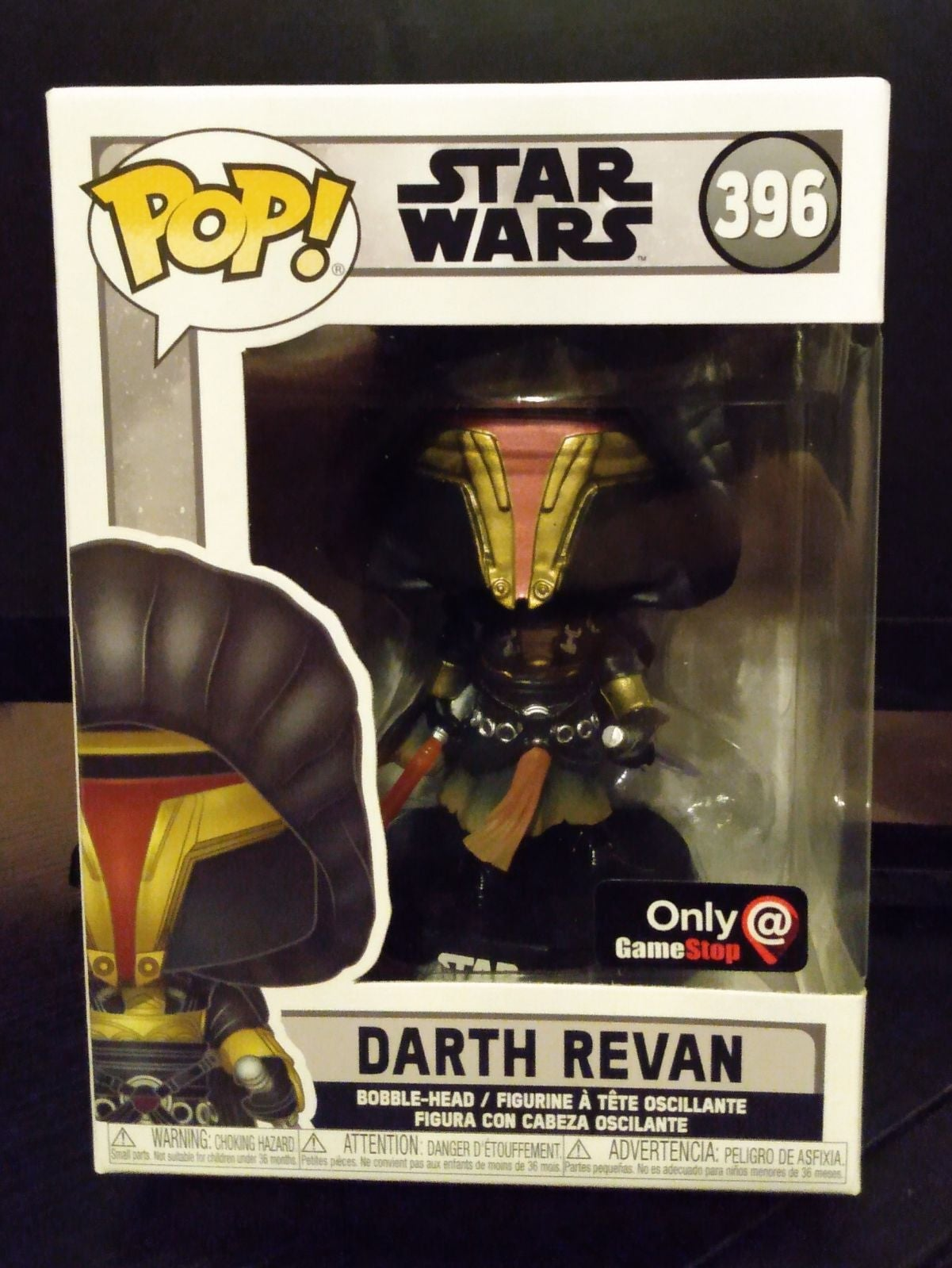 Darth Revan Funko Pop