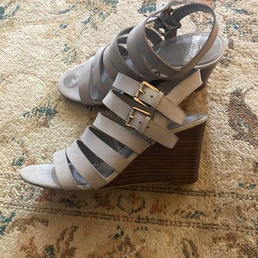 Lauren Ralph Lauren suede sandals