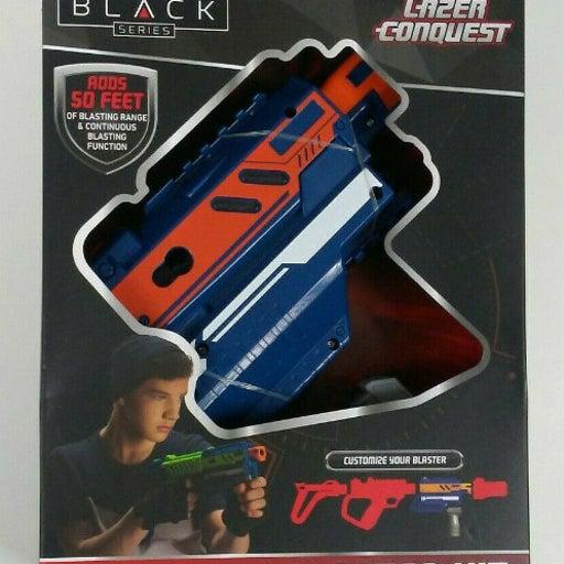 Lazer Conquest 2 Piece Super Blaster Kit