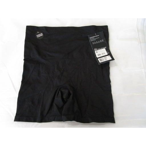 Jockey Black Slimming Mid Thigh Short Sz S