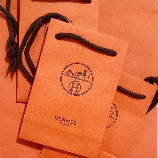 3 X Hermes Gift Bag