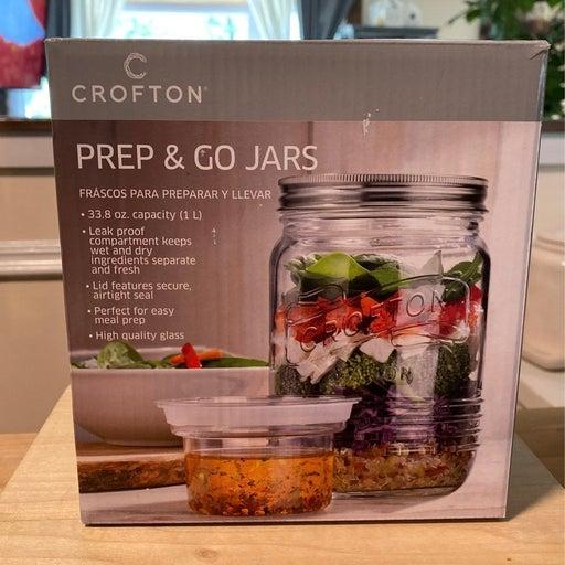 Crofton Prep & Go Jars 1ct