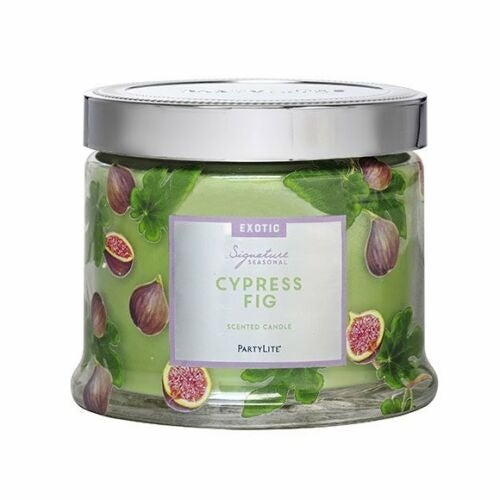 Partylite ISLAND PARADISE SIGNATURE 3-wick JAR CANDLE  BRAND NEW FALL 2016