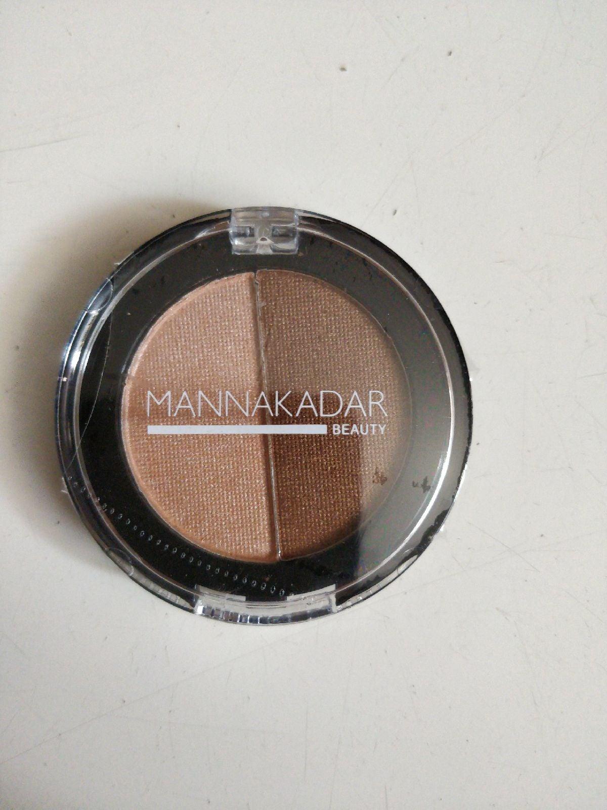Manna Kadar bronzer highlighter Duo