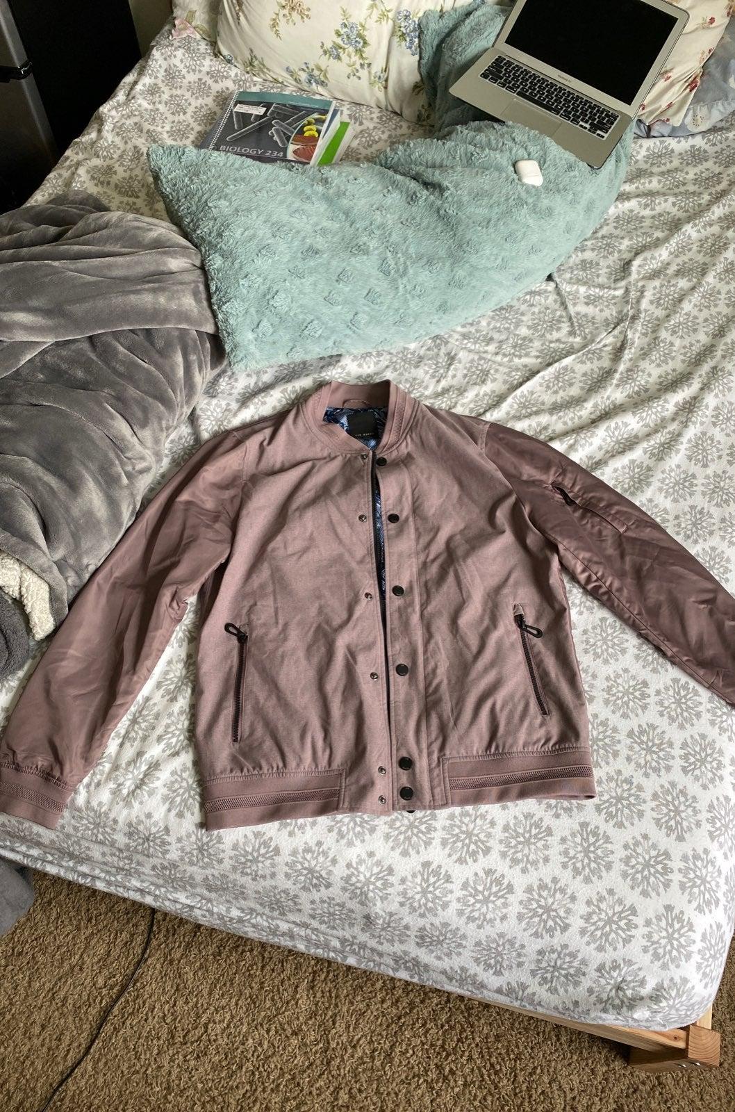 Ted baker bomber jacket