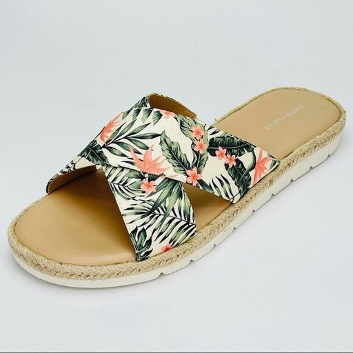 Easy Spirit Tierra 7 Tropical Palm Sandals