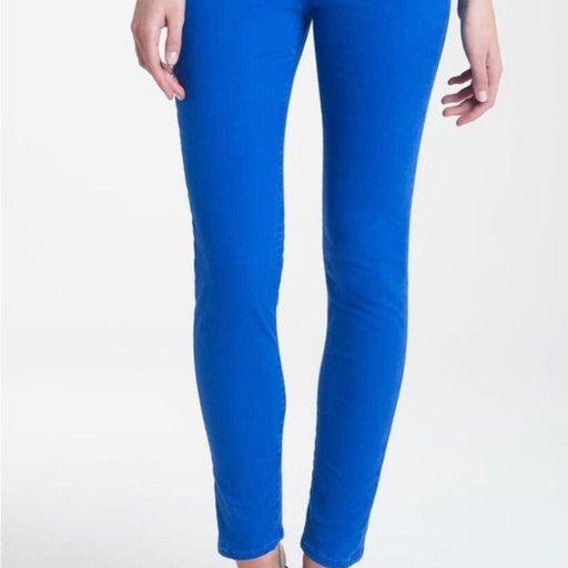 BLUE ESSENCE Skinny Twill Ankle Jeans