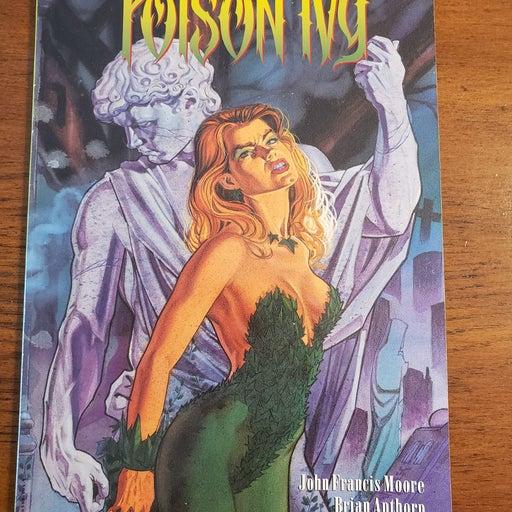 Batman Poison Ivy #1 Comic DC 1997 Prest
