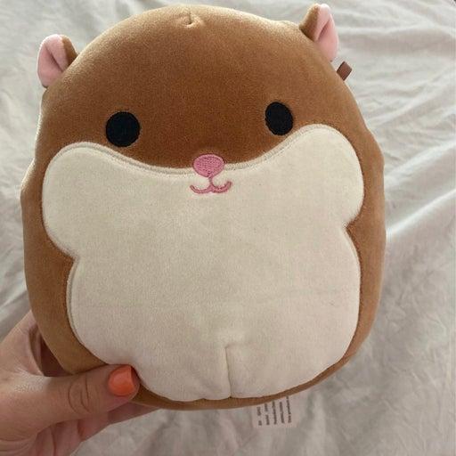 "Squishmallows Humphrey the Hamster 5"" Stuffed Animal"