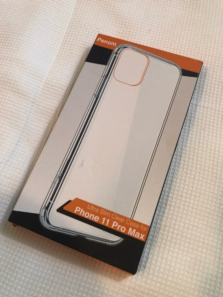 New iPhone 11 case Pro Max Ultra Slim Cl