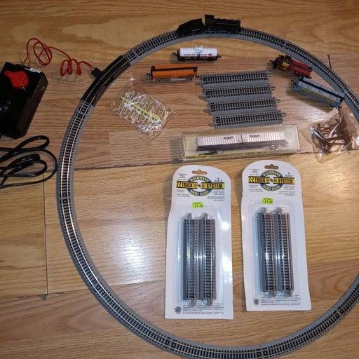 Electric TrainBachmann Industries USRA 0