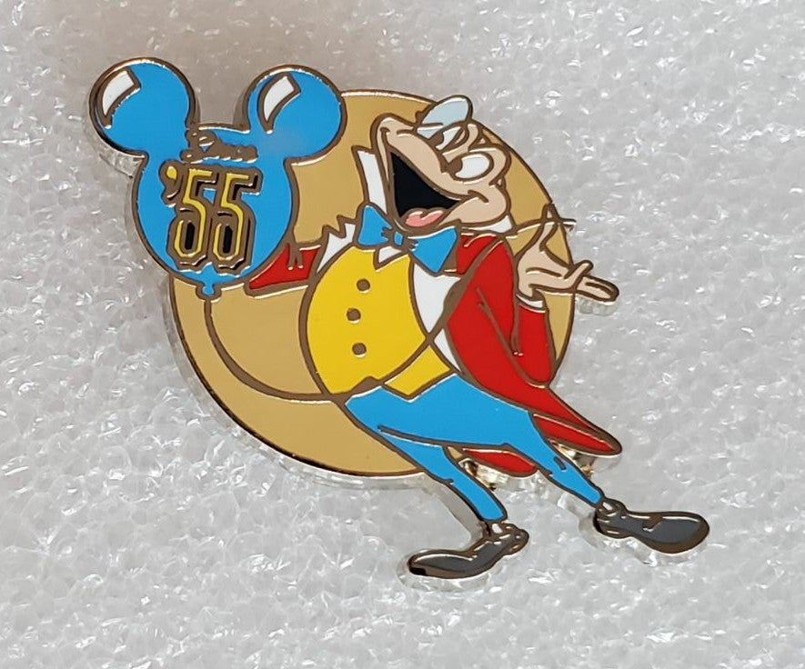 MR. TOAD MYSTERY PIN