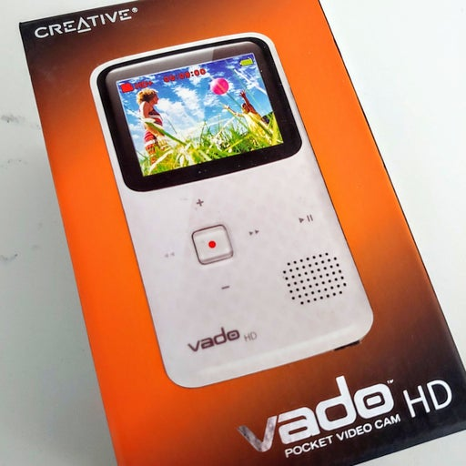 Creative Vado HD 3 Pocket Video Camera