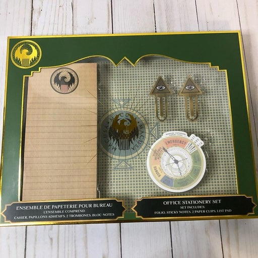 Loot Crate Fantastic Beasts Stationery