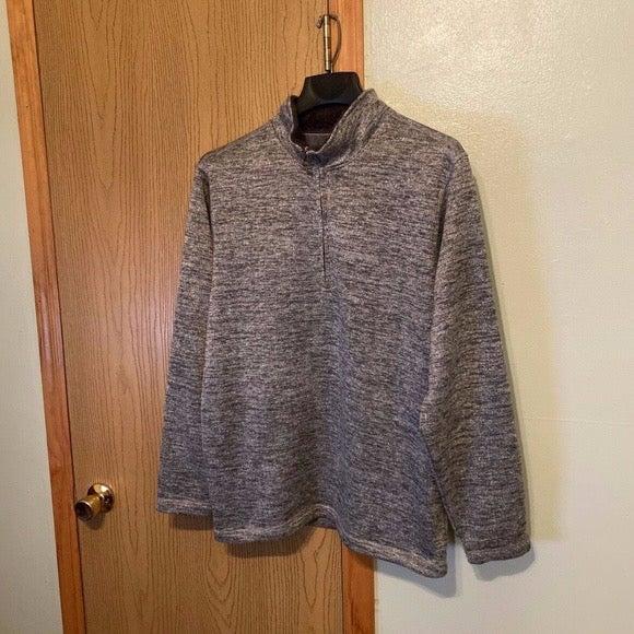 Weatherproof XL 1/4 Zip Pullover Sweater