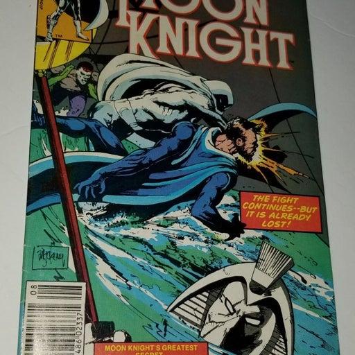 Marvel MOON KNIGHT comic #10