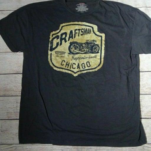 Craftsman XXL Mens Tshirt top 2XL tee