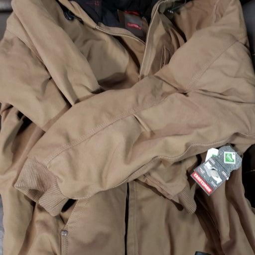 NWT Craftsman 2XLT Duck Bomber Jacket