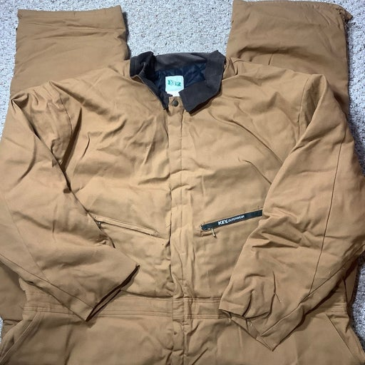 NWT Key Insulated Coveralls 4XL