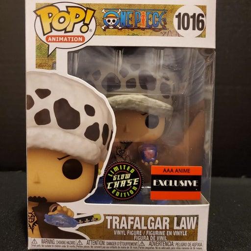 Trafalgar Law Funko Pop 1016