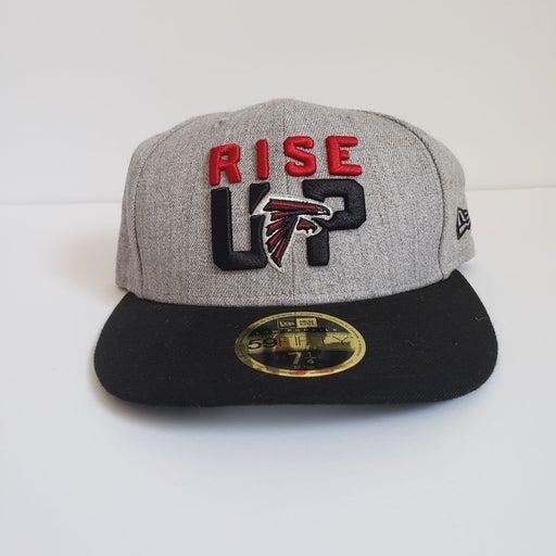 atlanta falcons new era hat Rise Up