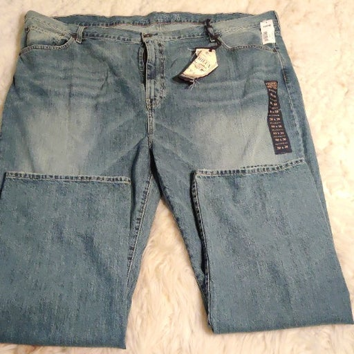 Cremieux Relaxed Fit Med Wash Jean 50/30