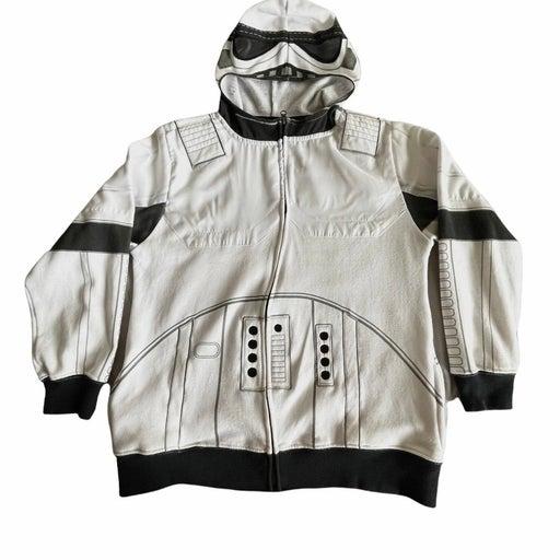 Star Wars Stormtrooper Hoodie With See-Thru Mask