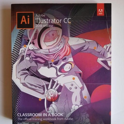 2018 Adobe Illustrator CC Class Book