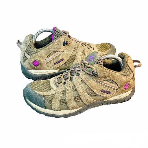 Columbia Redmond Low Top Hiking Shoes Size 8