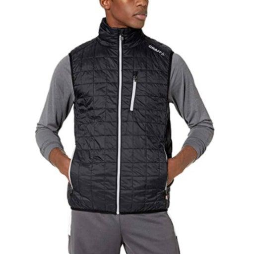 Craft Primaloft Packable Winter Vest Black Size XL