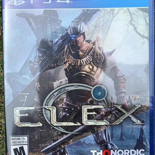 ELEX on Playstation 4 New/Sealed