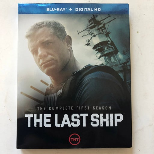 The Last Ship: The Complete First Season (Blu-ray) No Digital