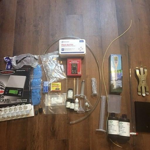 Ecore Chemistry II Lab Kit