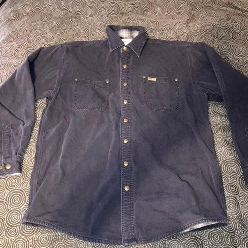 Vintage Carhartt Denim Work Jacket