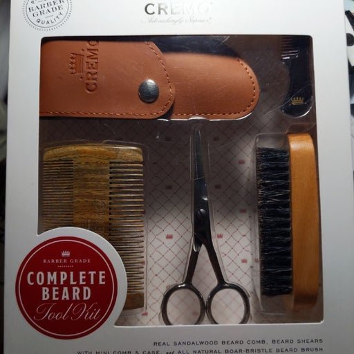 Cremo Barber Grade Complete Tool Kit