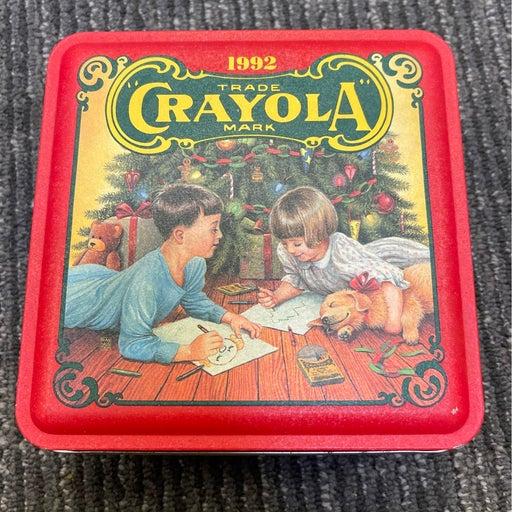 VINTAGE 1992 Crayola Collectible Holiday