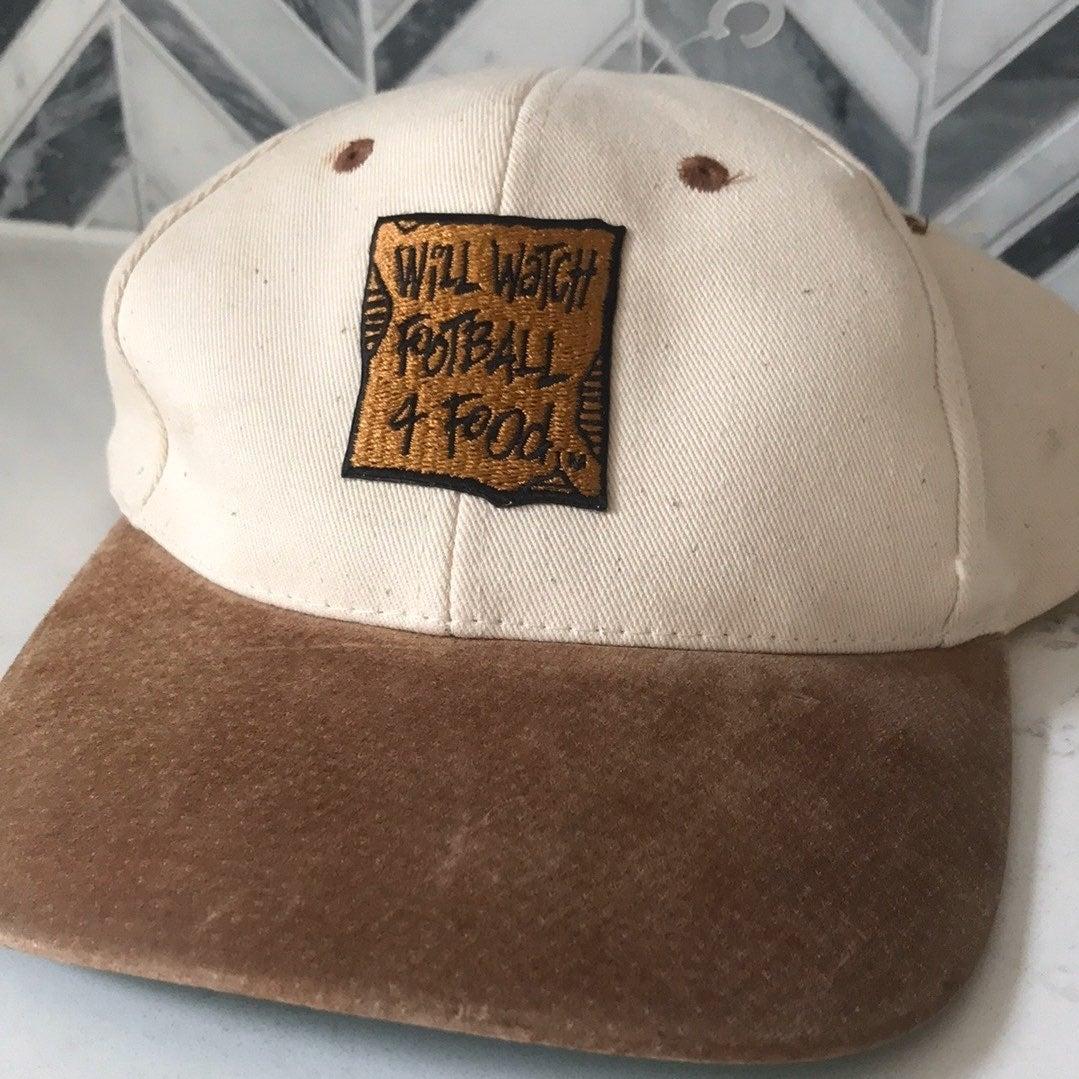 Vintage Patch suede dad skate cap