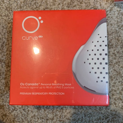 Curve 1.2 Personal Breathing Mask