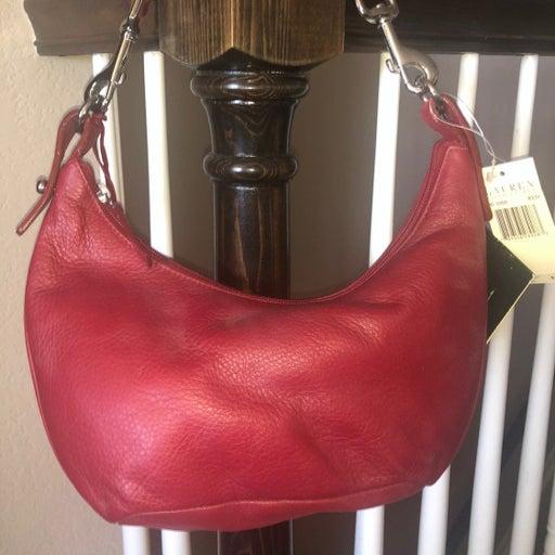 NWT Vintage Ralph Lauren purse