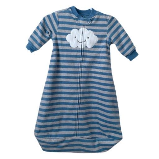 Carter's Cloud Fleece Zip Sleep Sack S
