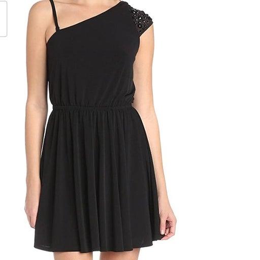 NWT Jessica Simpson Black Short Dress